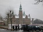 Palác Rosenberg v Kodani