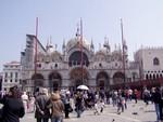 Benátky 2009 - Basilica San Marco