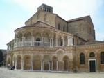 Benátky 2009 - Basilica del Santi Maria e Donato