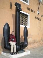 Benátky 2009 - Námořní muzeum