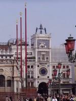 Benátky 2009 - Orloj