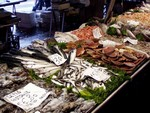 Benátka 2009 - Rialtská tržnice