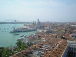 Benátky 2009 - výhled z Kampanily