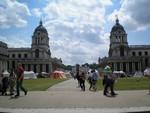 Londýn 2009 - Royal Navy College