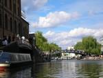 Londýn 2009 - Regent's Canal a Camden
