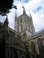 Londýn 2009 - Southwark Cathedral